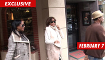 Whitney Houston -- Frequented Bev Hills Docs Days Before Death