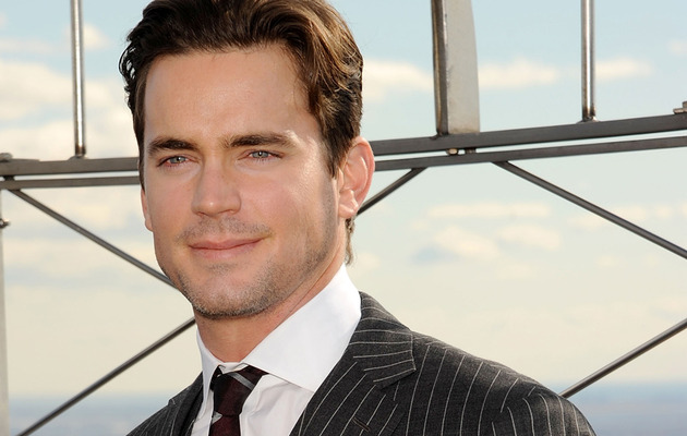 """White Collar"" Star Matt Bomer Comes Out, Thanks Partner"