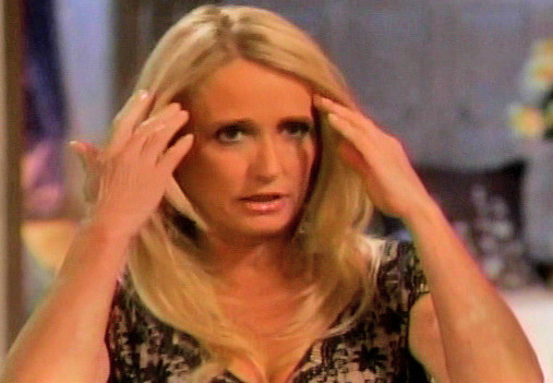 Kim Richards Talks About Alcoholism In New Interview