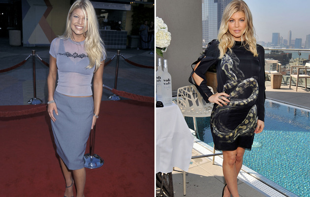 Fergie's Turning 37 -- See Her and More '90s Pop Stars Today!