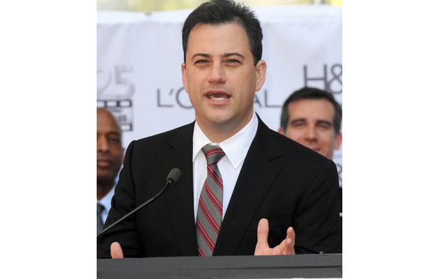 Jimmy Kimmel to Host the 64th Annual Emmy Awards
