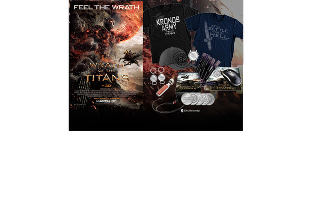 "Win a ""Wrath of the Titans"" Prize Pack"
