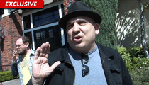 'Alcatraz' Star Jonny Coyne -- Please Don't Cancel Our Show (We're Huge on DVR!)
