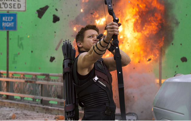 "Lights, Cameras, ""Avengers"" -- See New Pics from the Set!"