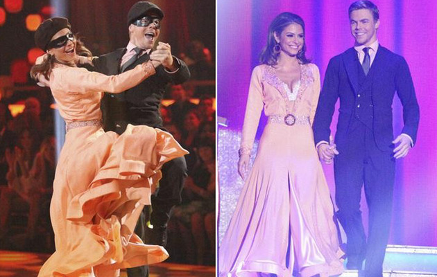 "Maria Menounos Soars on ""Dancing"" Despite Broken Ribs!"
