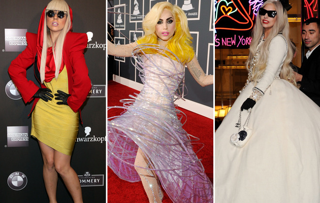 Lady Gaga's Most Outrageous Looks