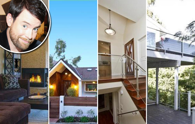 David Cook's Beachwood Canyon Crib For Sale!