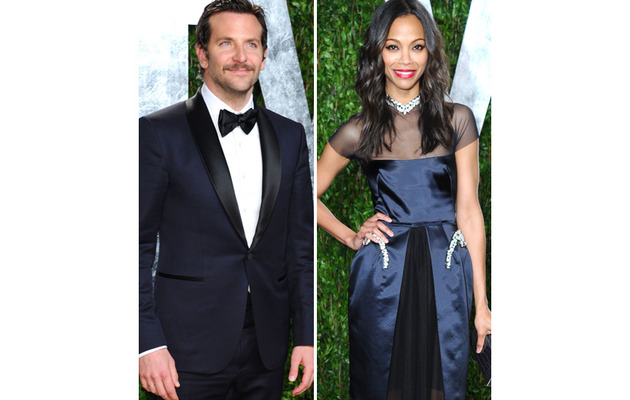 Bradley Cooper and Zoe Saldana Call It Quits!