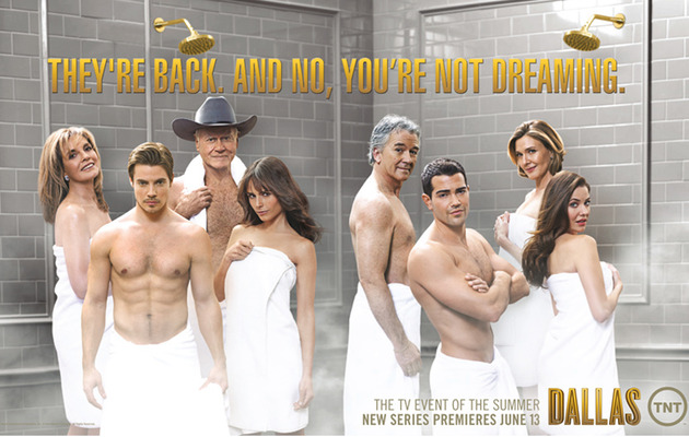 """Dallas"" Is Back and Steamier Than Ever!"