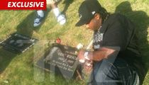 Eazy E's Son -- My Dad's Grave Was LITTERED with Beer Cans and Blunts