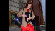 Katie Holmes -- What Would Suri Wear?