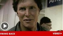 Bruce Jenner -- Kim Kardashian's Flour Bomber Is an 'ASS'