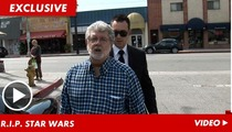 George Lucas -- 'Star Wars' is Dead