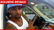 Rapper Joe Budden -- I Was Arrested Over a $75 Traffic Ticket