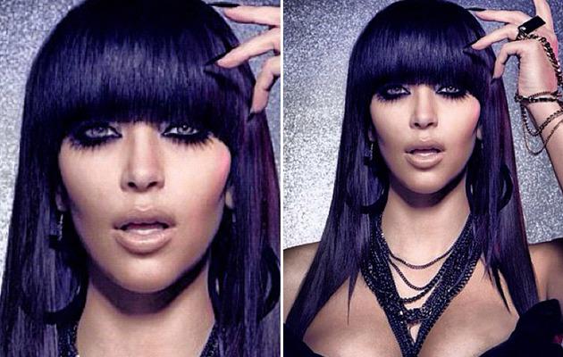 Kim Kardashian's National Cleavage Day Photo?
