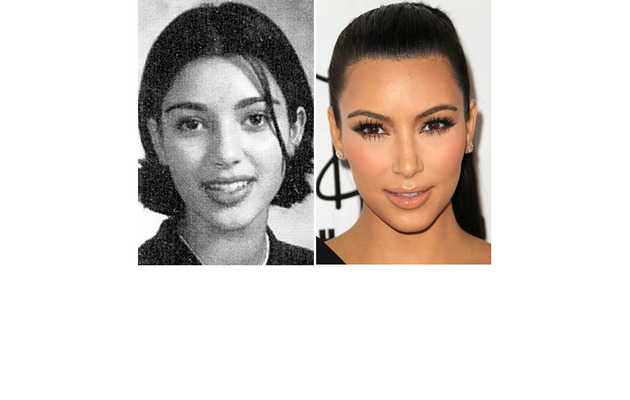 Before the Fame: See Kim Kardashian's High School Photos