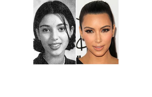 Before the Fame: See Kim Kardashian's High School Photos