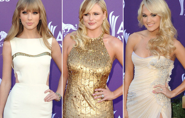 Academy of Country Music Awards: The Red Carpet Fashion