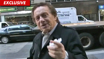 Comedian Jackie Mason -- I'm OK ... I Could Be Better