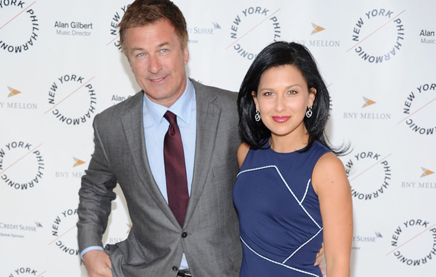Alec Baldwin and Hilaria Thomas: Babies on the Way?