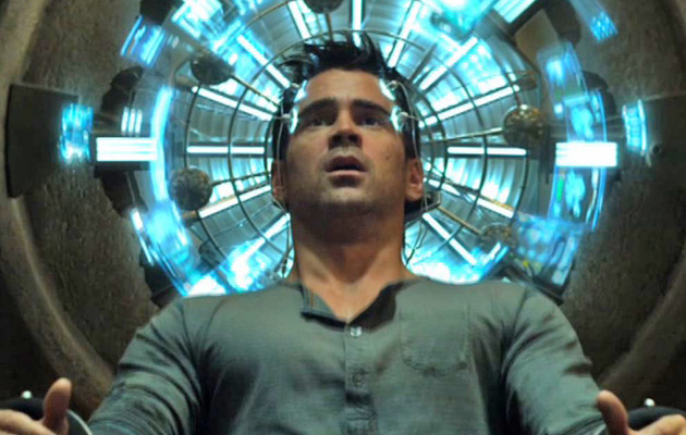 """Total Recall"" Remake: See the Full Trailer!"