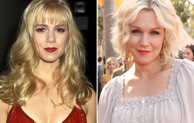 "Jennie Garth Turns 40 -- See ""90210"" Stars Then & Now!"