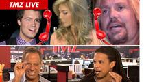 TMZ Live: Levi Johnston -- Sarah Palin Won't Let Me See My Son