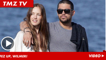 Wilmer Valderrama -- How the King of the Swoop Bagged Minka Kelly
