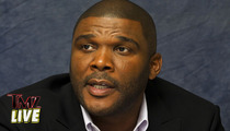 Tyler Perry Traffic Stop -- The Eyewitness Blow-By-Blow