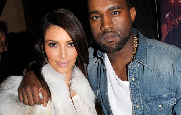 Kim Kardashian Dating Kanye West!