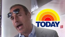 Matt Lauer Re-Signs with 'Today' -- Ann Curry On Chopping Block