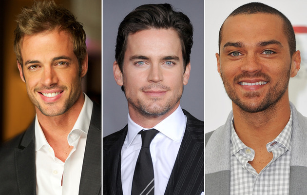 Ridiculously Photogenic Guys -- Celebrity Edition!