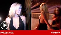 Wayne Gretzky's Daughter Paulina -- Sexy Side-Boob Rebellion