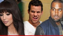 Kris Humphries -- Unfazed by Kim Kardashian/Kanye West Relationship