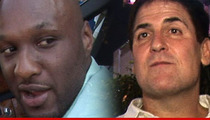 Lamar Odom -- FINISHED in Dallas