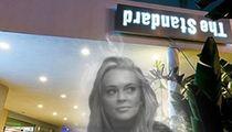 Lindsay Lohan -- Victim of a Setup?
