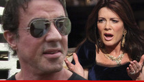 Sylvester Stallone -- I Got SCREWED By a Con Man ... Thanks to Lisa Vanderpump