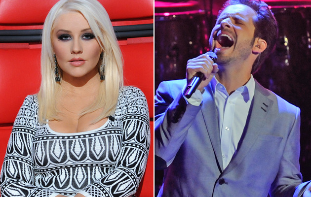 "Christina Aguilera Trashes Former ""Mickey Mouse Club"" Co-Star on ""The Voice"""