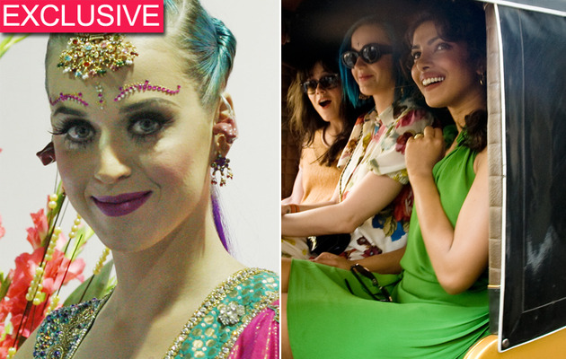 Exclusive Photos: Katy Perry's Trip to India