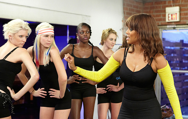 """Tyra Banks' Over-The-Top """"Tooch"""" Popping!"""