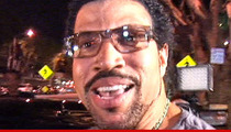 IRS to Lionel Richie: Hello ... It's $1.1 Million We're Looking For
