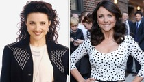 Julia Louis-Dreyfus: Good Genes or Good Docs?
