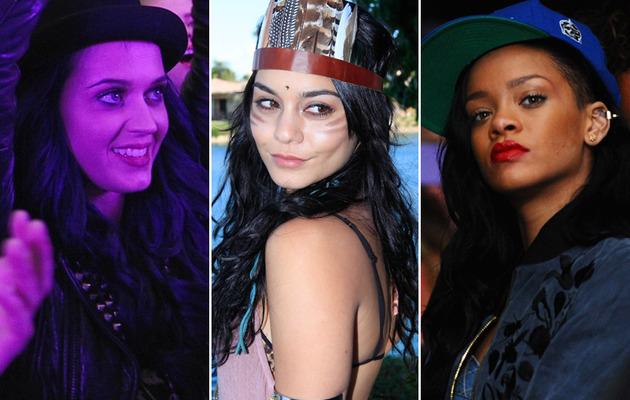 Coachella Sightings: Katy Perry, Rihanna & More!
