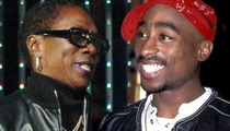 Tupac's Mom -- Coachella Hologram Was Frickin' AMAZING
