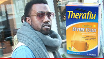 Kanye West -- Theraflu Has Last Laugh in Rap Drama