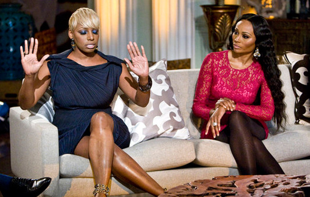 "NeNe Unleashed! Atlanta ""Housewife"" Goes Off During Reunion"