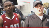 Trey Songz and David Hester from 'Storage Wars' -- Have They Settled Their Trademark Lawsuit? YUUUP!