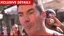 Simon Cowell -- Robbed During One Night Stand