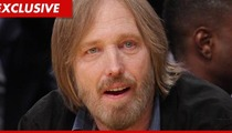 Tom Petty & Heartbreakers -- Cops Recover Stolen Guitars