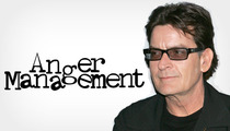 Charlie Sheen -- $50 Million Lawsuit Over 'Anger Management'